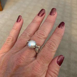 Nestled ring
